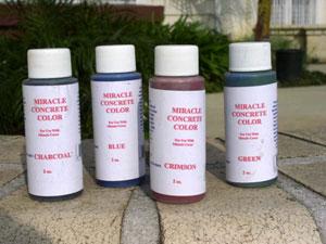 Miracle Concrete Color