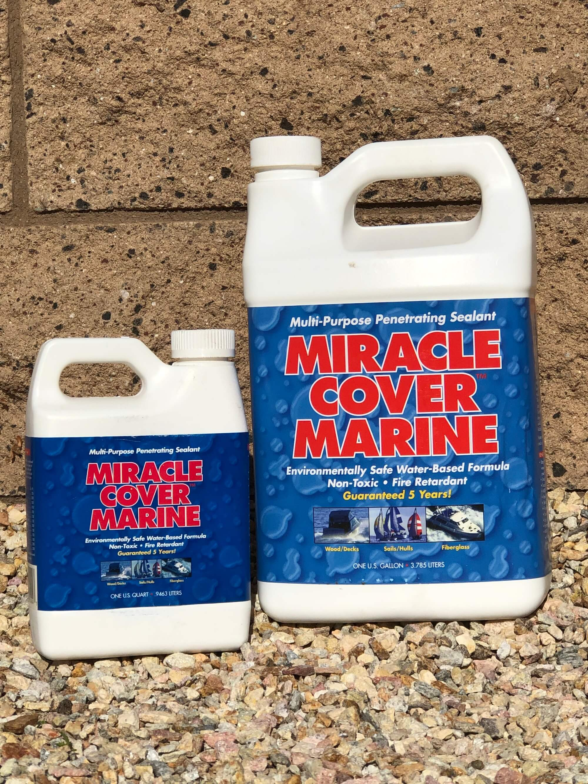 Miracle Cover Marine